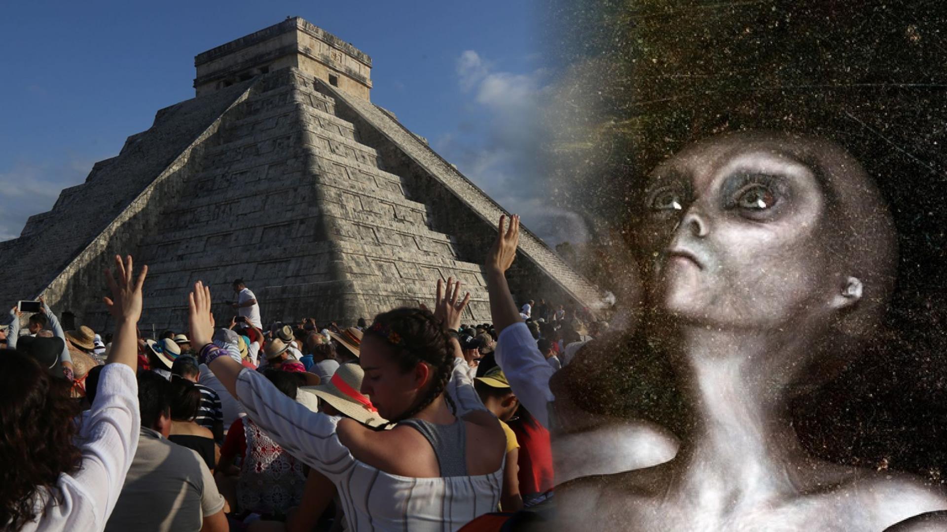 Cueva de México podría probar el antiguo contacto entre mayas y alienígenas
