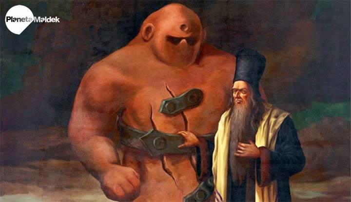 El Golem judío: un legendario ser artificial animado con magia hebrea