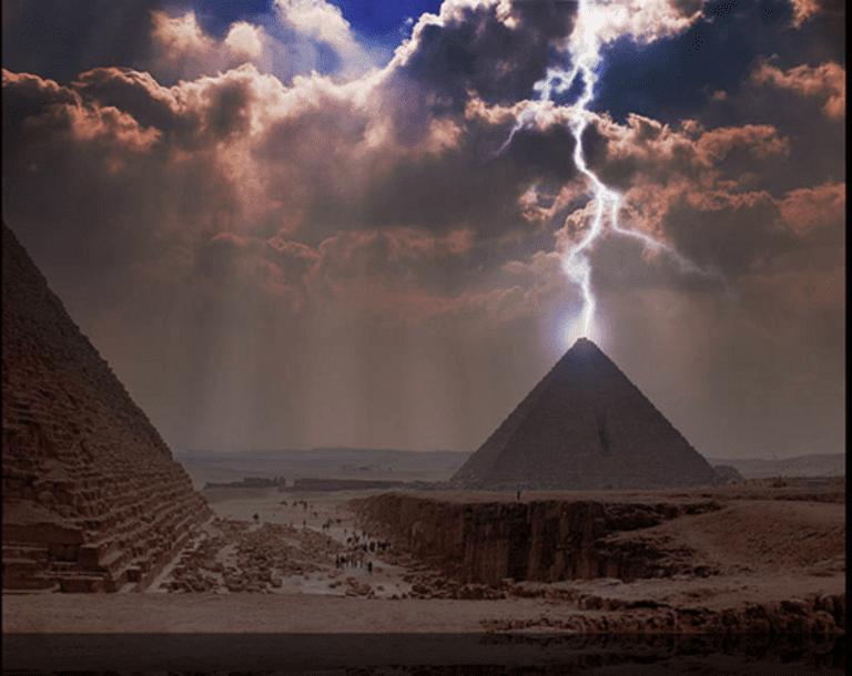 Gran Pirámide de Giza en la antigüedad: «Un colosal dispositivo de energía»