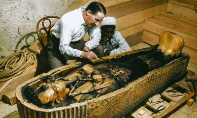 Invasores de las tumbas: Misteriosas muertes de quienes interrumpen la paz de los faraones