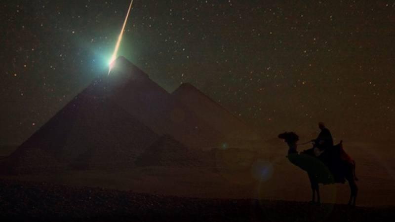 El «metal extraterrestre» usado en el antiguo Egipto para fabricar armas