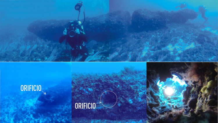 Monolito de 9.300 años en el Mar Mediterráneo podría cambiar la historia