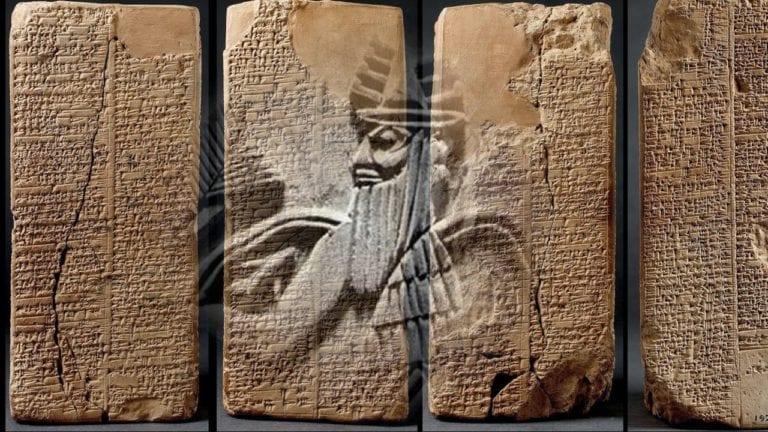 Presencia Anunnaki y los dioses sumerios