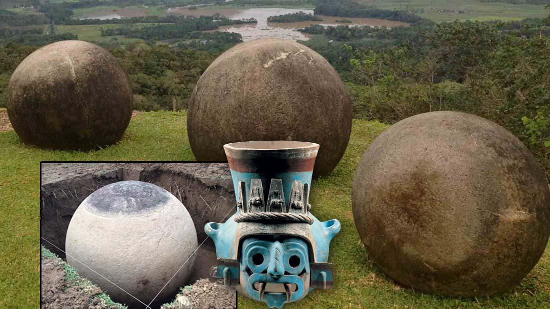 ¿Quién esculpió las gigantescas esferas de piedra de Costa Rica? (VÍDEO)
