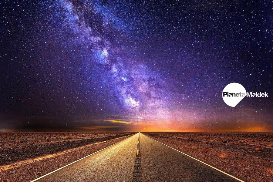 Insólito incidente «espacio-tiempo» ocurrido en una carretera