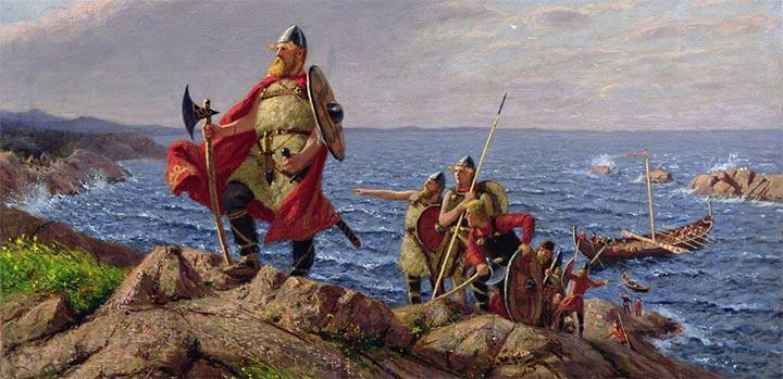¿Llegaron los vikingos a América 400 años antes que Cristóbal Colón?