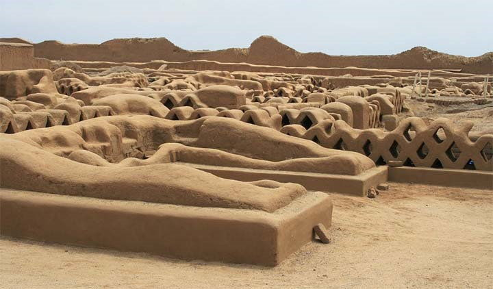 10 ciudades antiguas «perdidas» en la historia que quizás no conozcas