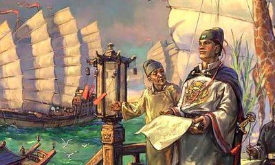 Reescribiendo la Historia: Antiguos chinos en América antes que los españoles
