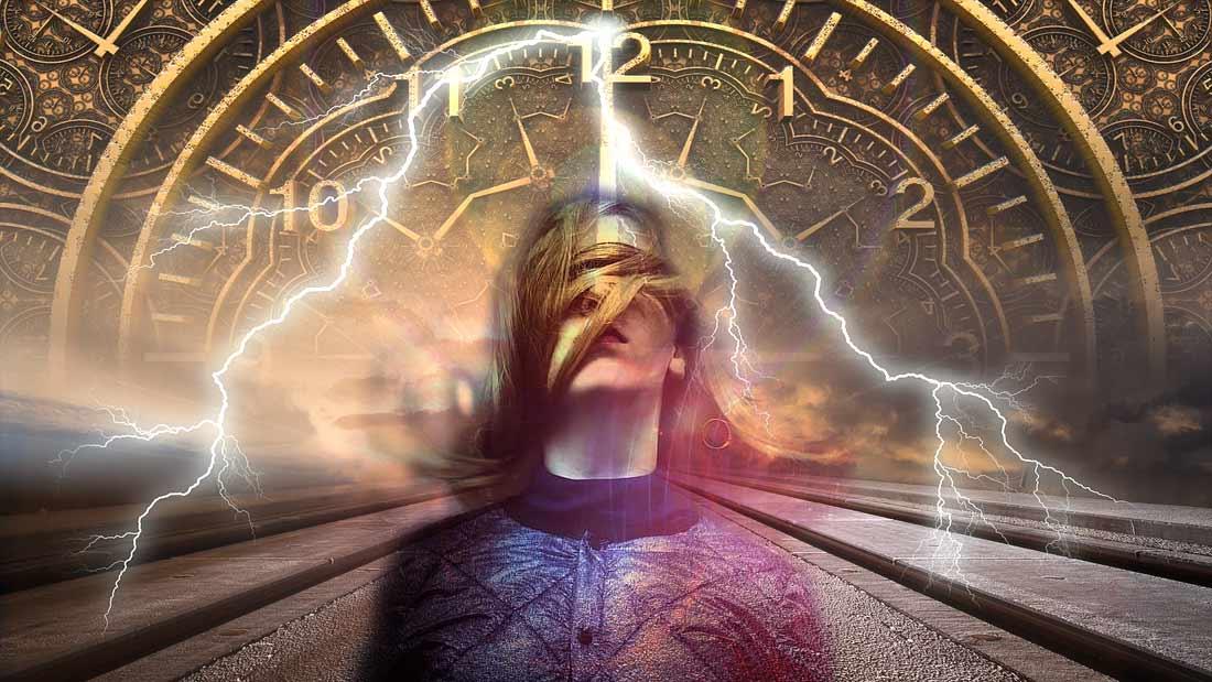 En el borde del Tiempo: El Misterio de los saltos temporales