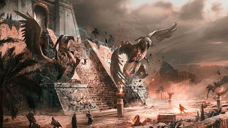 Eridu: donde los Anunnaki bajaron del cielo y la cuna de la vida