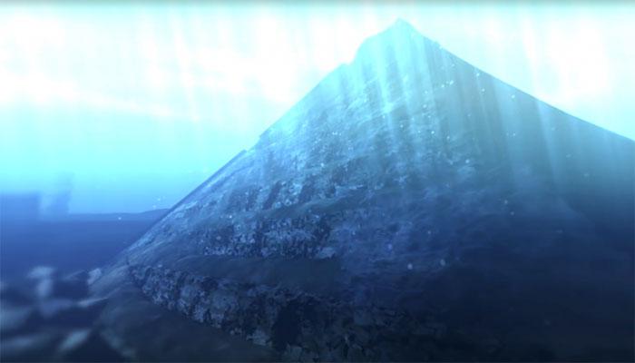 Misterio ancestral: ¿Pirámide sumergida en China construida antes del Gran Diluvio?