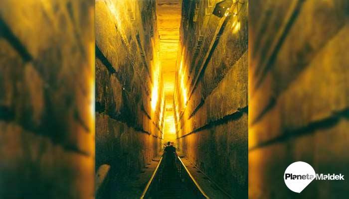 ¿La función de la Gran Pirámide de Giza finalmente salió a la luz?