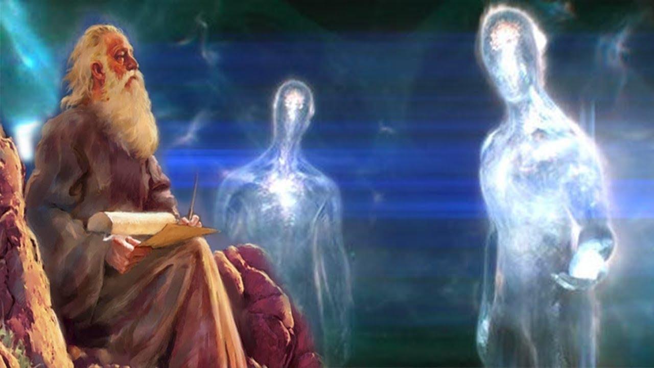 Libro de Enoc indica que los ángeles eran extraterrestres