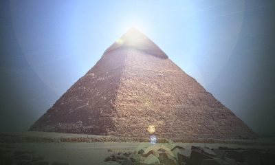 """Misterio no escrito: ¿Qué pasó con la """"piedra angular de oro"""" de la Gran Pirámide de Egipto?"""