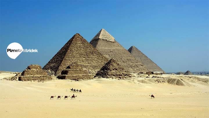 Misterio no escrito: tal vez los antiguos egipcios no construyeron las pirámides, pero, ¿quiénes lo hicieron?