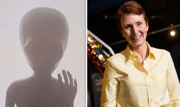 «Extraterrestres viven entre nosotros», revela la Primera Astronauta Británica