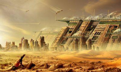 Metrópolis Anunnaki de miles de años de antigüedad son reveladas