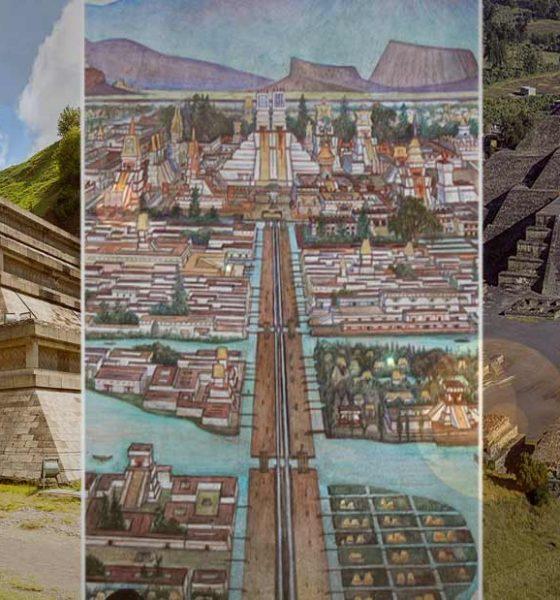 Estas son 3 de las ciudades mesoamericanas antiguas más grandes de las que probablemente nunca hayas oído hablar