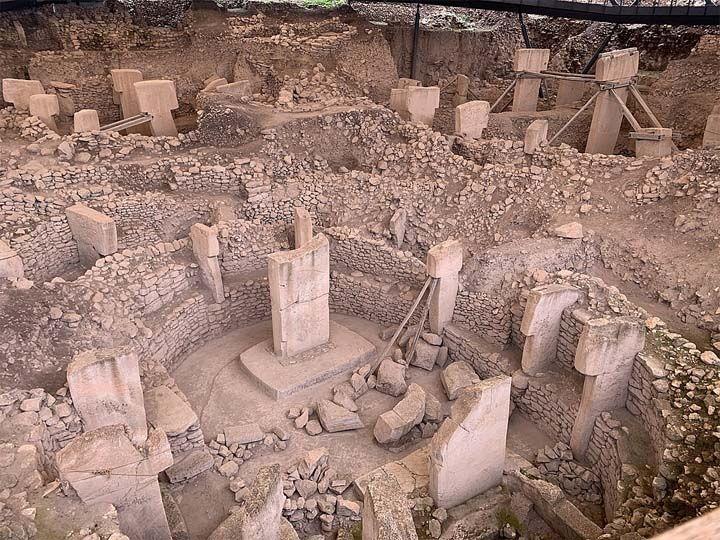 Göbekli Tepe: el templo de los Ángeles Caídos relacionado al Jardín del Edén
