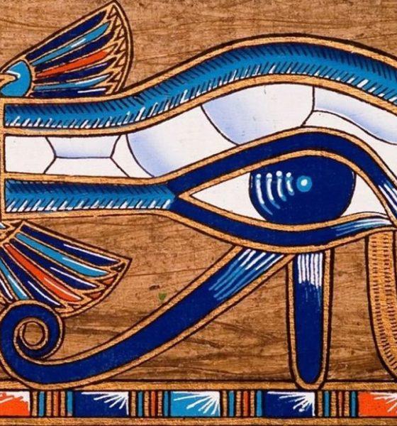 El Ojo de Horus y su conexión con la medicina, la mitología y el arte en Egipto
