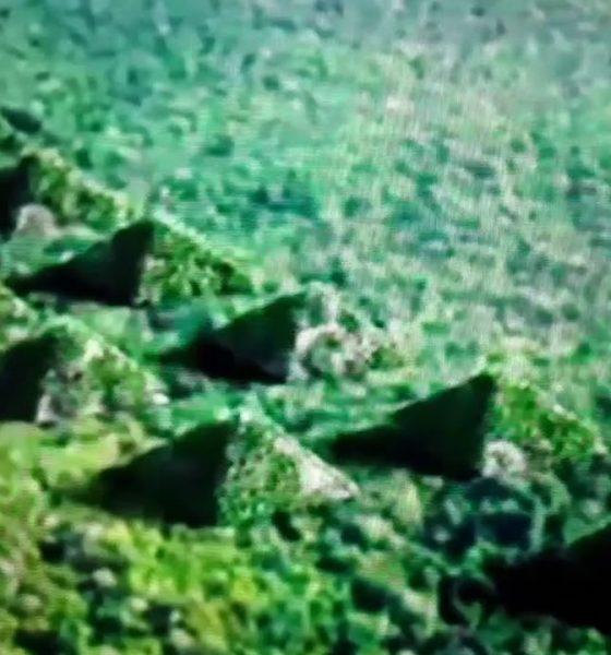 Misteriosas Pirámides en el Amazonas fueron detectadas por un satélite