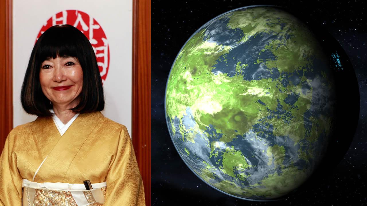 Una Primera Dama declaró viajar a Venus y presenciar un extraño y bello mundo