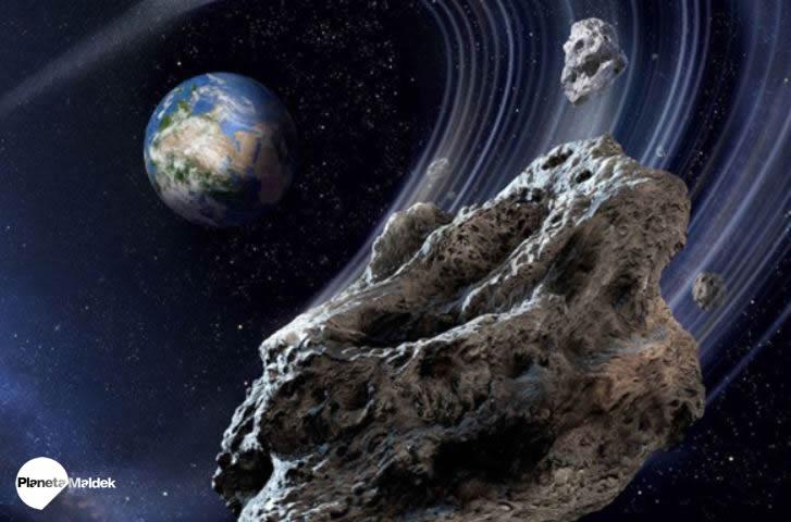 Astrónomos mencionan posible colisión de asteroide Apophis con la Tierrra