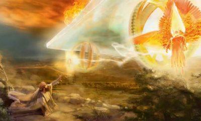 Ezequiel y el carro volador de fuego: ¿Tecnología alienígena antigua malinterpretada?