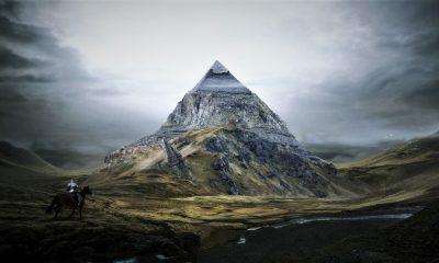 Pirámides halladas en Rusia son dos veces más antiguas que las de Egipto