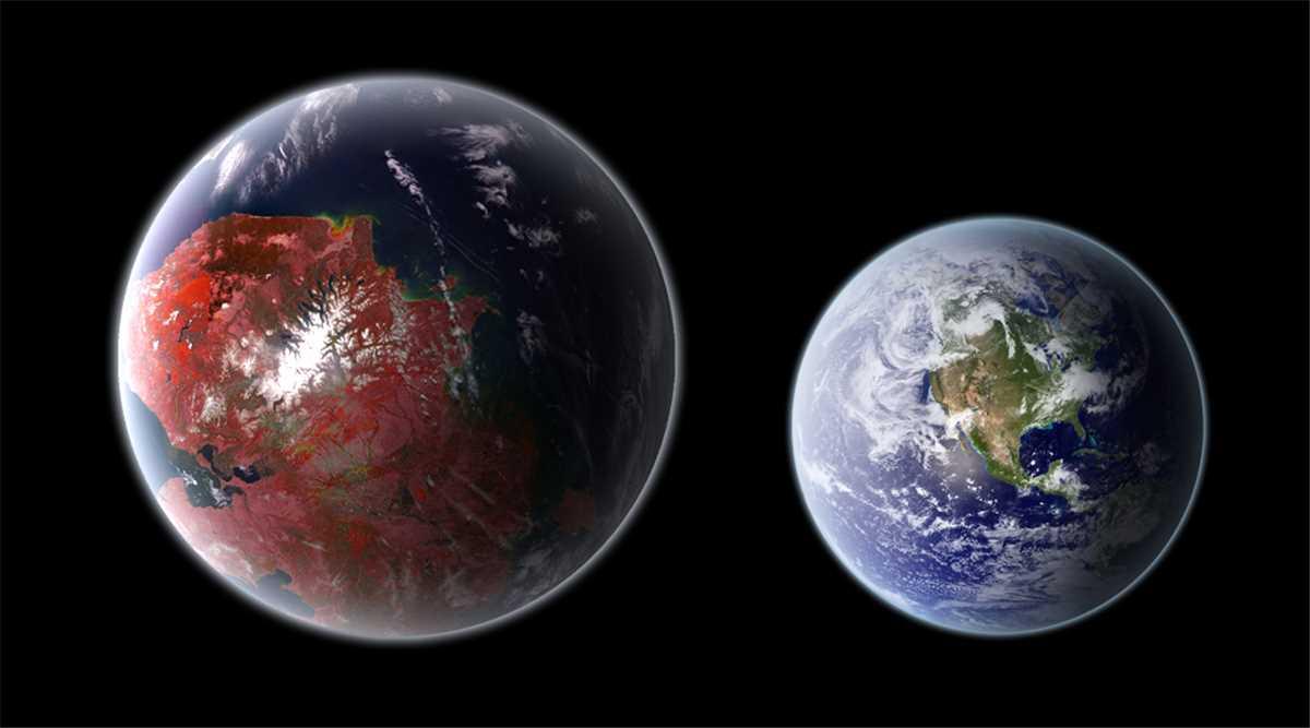 Descubren docenas de planetas superhabitables con mejores condiciones de vida que la Tierra