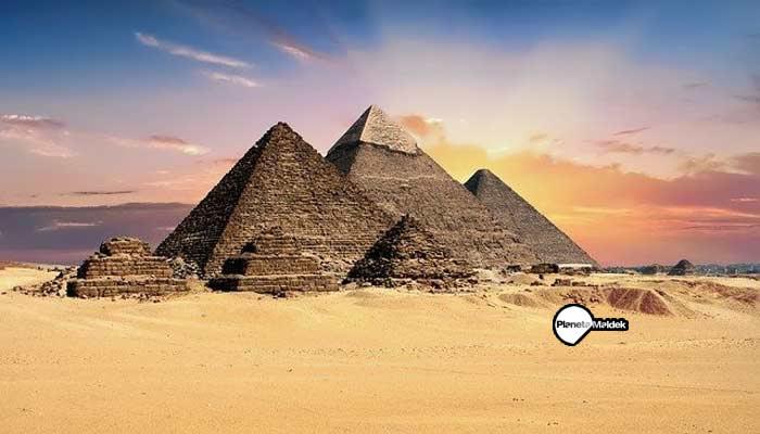 Las pirámides en todo el mundo tienen un poder oculto