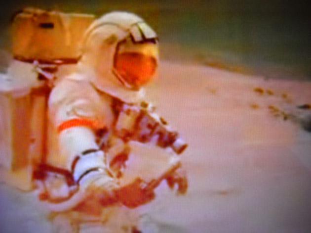 Red Sun Project: la llegada a Marte en 1973