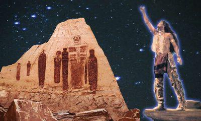 """¿Quiénes eran los """"Star People""""? Fueron mencionados en antiguas culturas alrededor del mundo"""