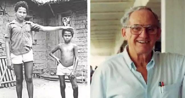 Niño fue abducido por extraños seres en la selva amazónica