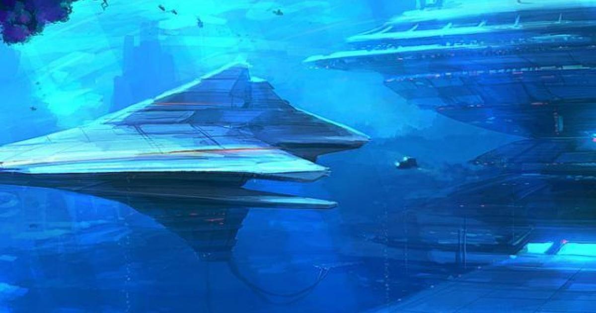 ¿Se encontró una base extraterrestre en el Golfo de México?