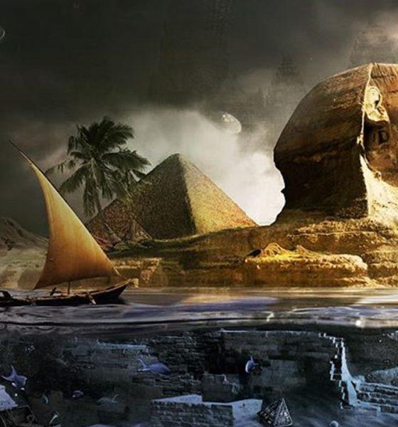 Gran Esfinge y Pirámides egipcias estuvieron sumergidas en el remoto pasado, sugiere investigación