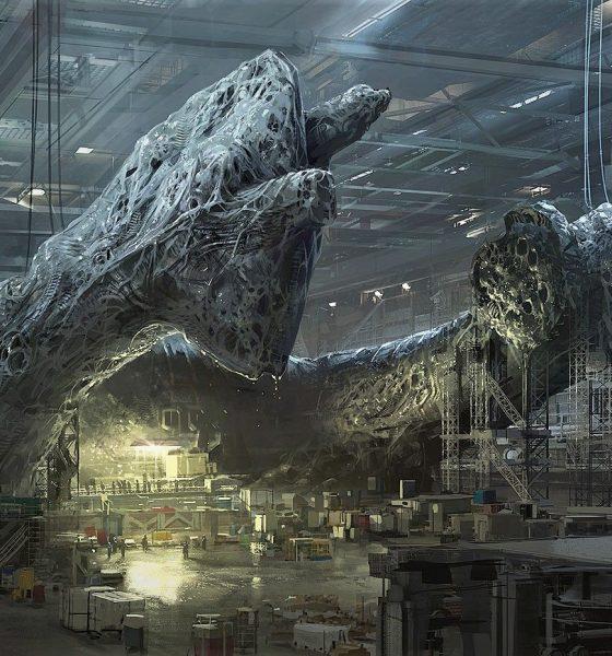 Hangar 18: donde se almacenan naves antigravedad extraterrestres