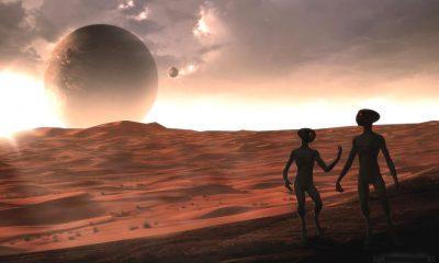 Extraterrestres entre nosotros: Marte como el origen de la vida en la Tierra