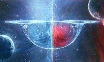 """Posibles """"Portales"""" a regiones distantes del Universo son ubicados en el espacio"""