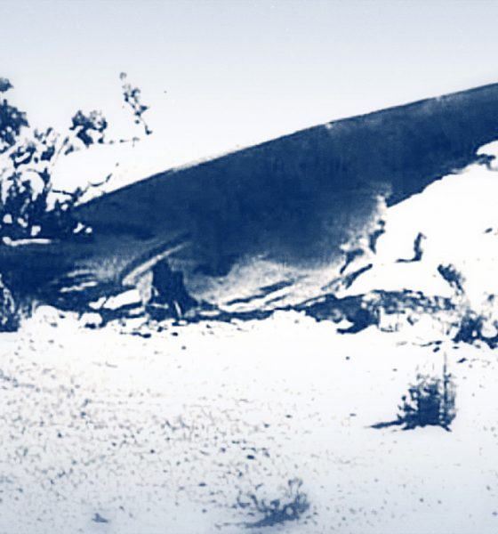 El Ovni que se estrelló en Roswell pudo haber sido visto en Canadá