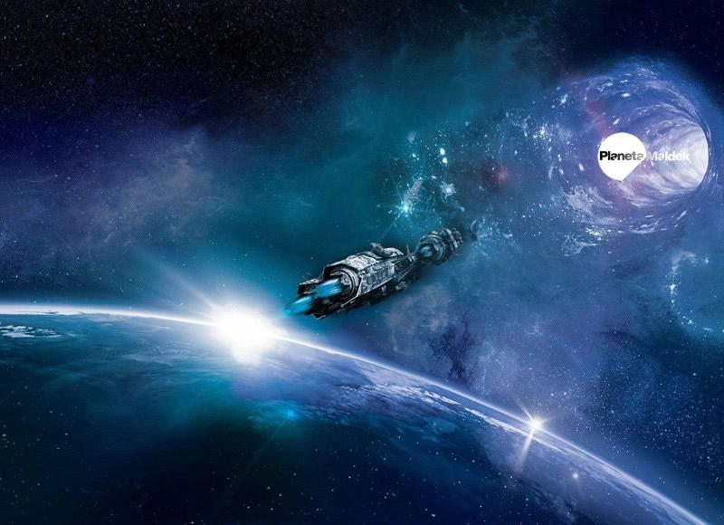 "Agujeros negros son ""entradas a otros universos"", según reciente investigación"