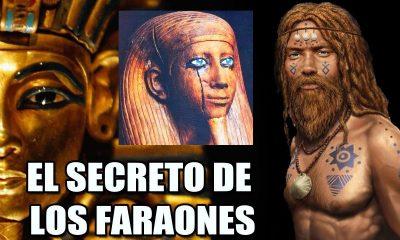 Reescribir la historia: verdadero origen de los Faraones al descubierto