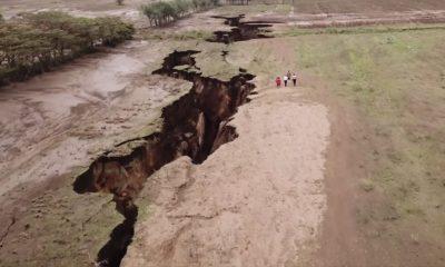 Fuerzas misteriosas están empujando las placas de la Tierra a reorganizarse y reestructurarse