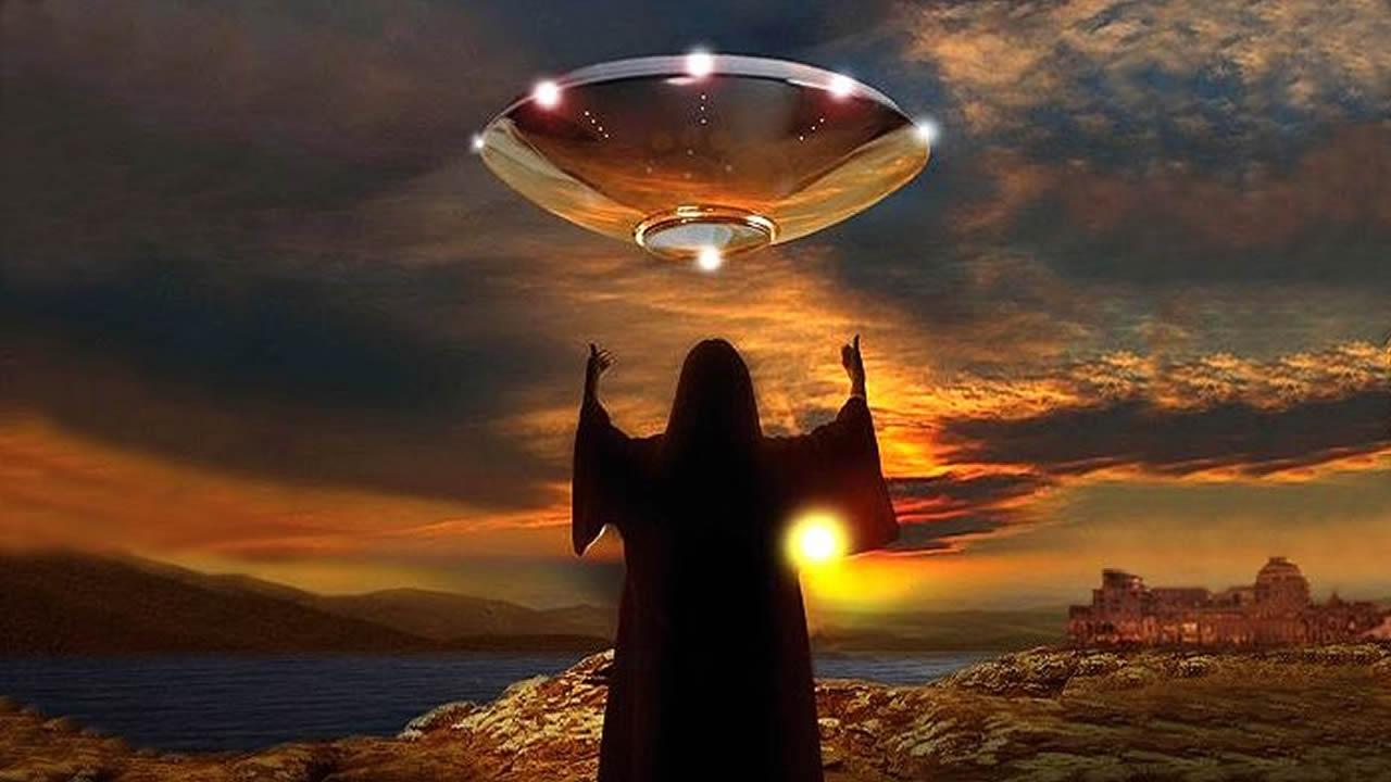 El Carro Volador que vio Ezequiel y descrito en el Antiguo Testamento