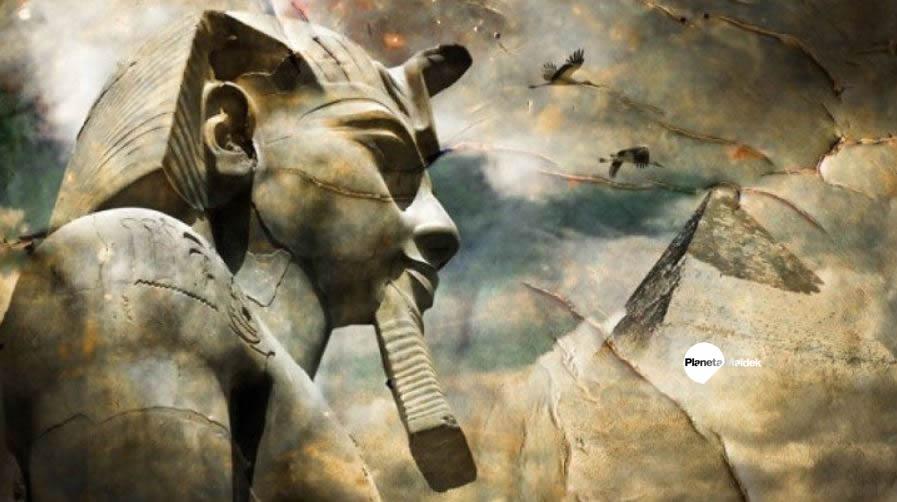OVNIs en antiguo Egipto. Misterio del Papiro Tulli