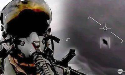 Revelación OVNI del Pentágono conduciría a la Ley Marcial
