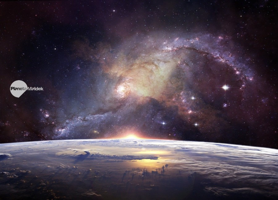 8 billones de años atrás la Vía Láctea estaba llena de vida