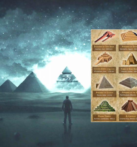 Físico ucraniano ha descubierto el Secreto de las Pirámides, y cambiará el mundo