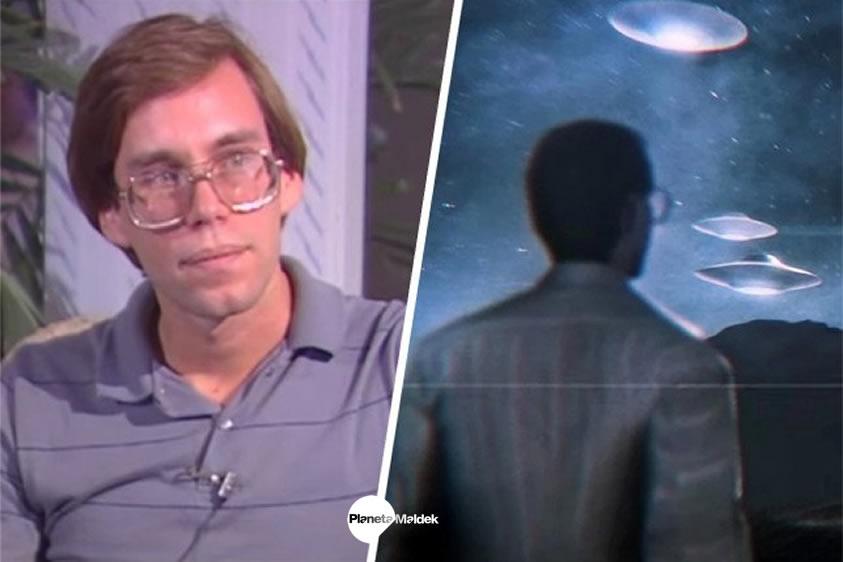 """La conspiración """"Bob Lazar"""""""