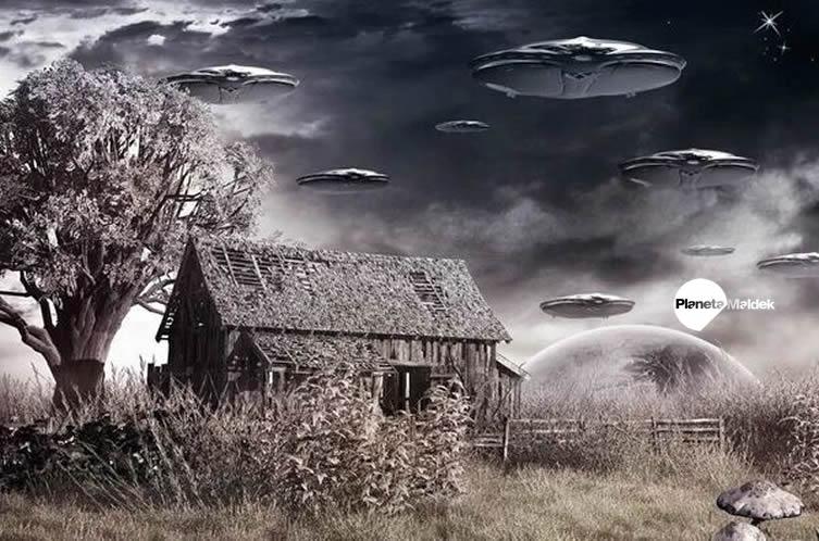 Extraterrestres visitaron la Tierra hace 47.000 años